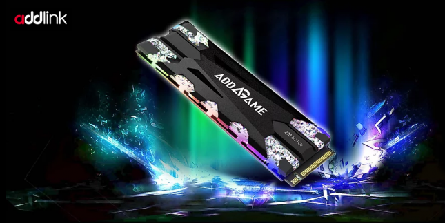 addlink X70 RGB SSD