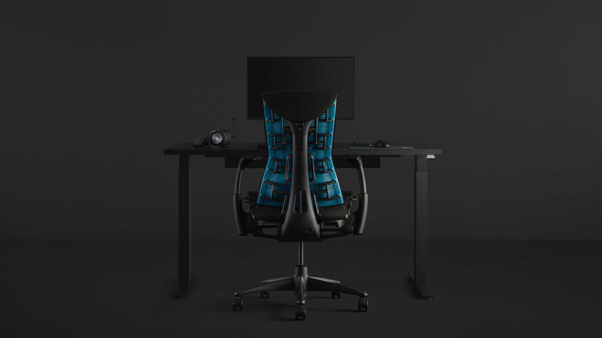 Logitech And Herman Miller Launch A Crazy Expensive Gaming