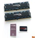 HyperX Predator DDR4 3600MHz Dual Channel Memory Kit