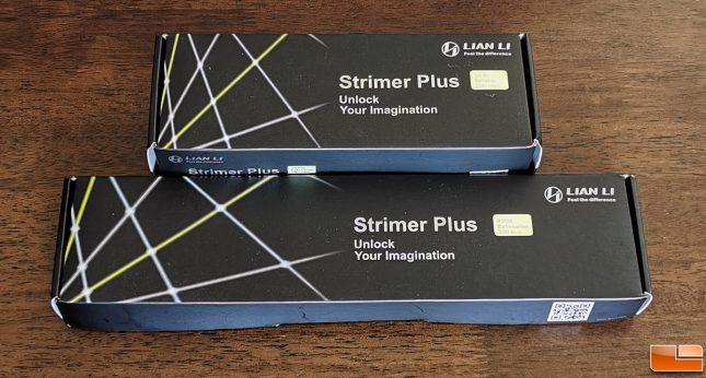 Lian Li Strimer Plus RGB Power Supply Extension Cables