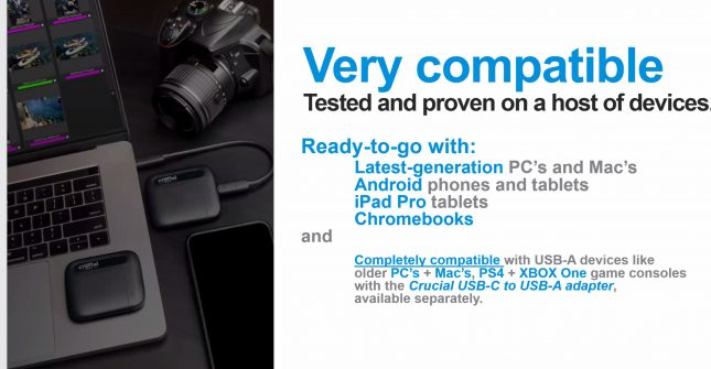 Crucial X6 Compatibility