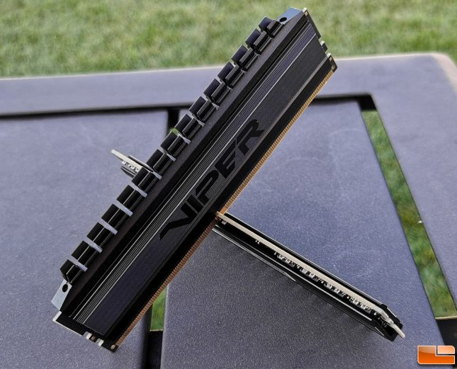 Patriot Viper 4 Gaming Blackout Series 16GB DDR4
