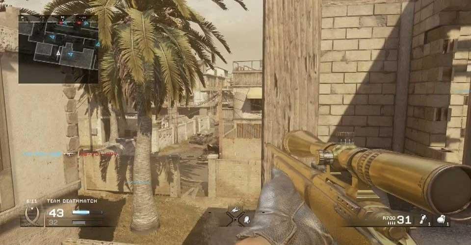Leak Tips Return Of A Classic Rifle To Call Of Duty Modern Warfare