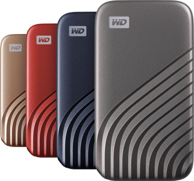 My Passport SSD NVMe 2020 Edition