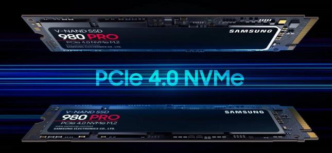 Samsung SSD 980 Pro PCIe 4 NVMe