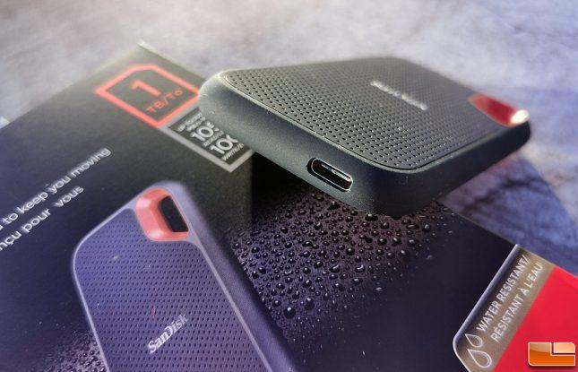SanDisk Extreme Portable SSD V2 USB Type C