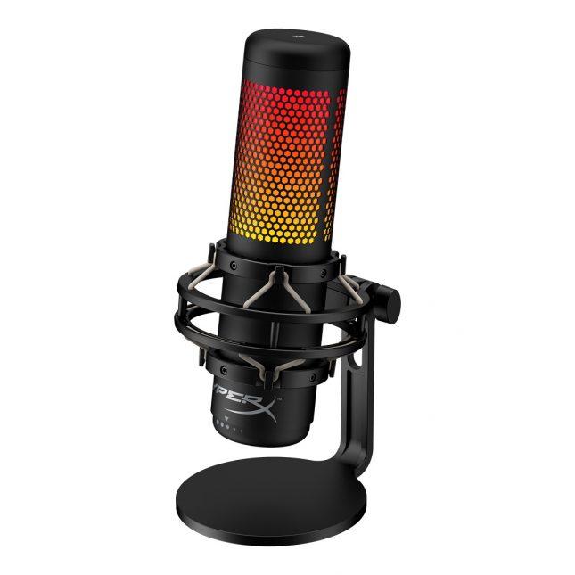 HyperX QuadCast S Microphone