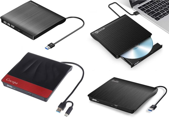 External USB Drives