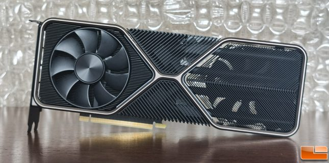 NVIDIA GeForce RTX 3080 Founders Edition Video Card