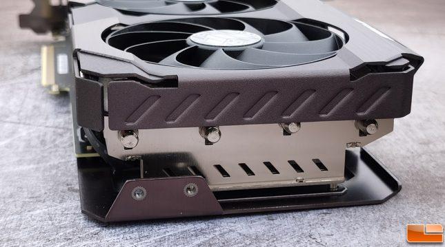 ASUS TUF Gaming GeForce RTX 3070 Video Card End