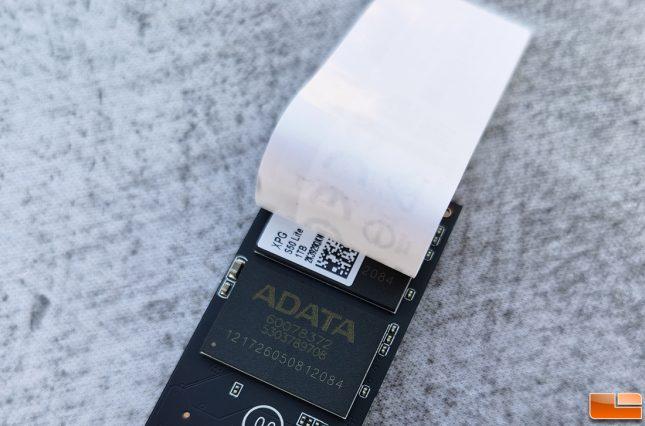 ADATA XPG GAMMIX S50 Lite NAND Flash Chip