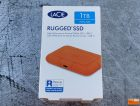 Lacie Rugged SSD Portable Drive