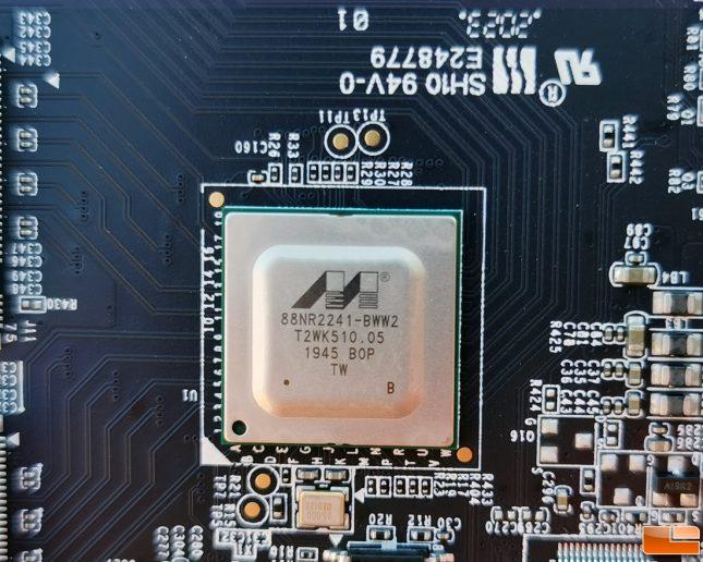 Marvell 88NR2241-BWW2 RAID Controller WD AN1500