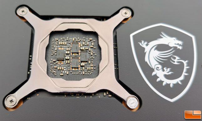 MSI GeForce RTX 3070 GAMING X TRIO 8GB Graphics Card POSCAP