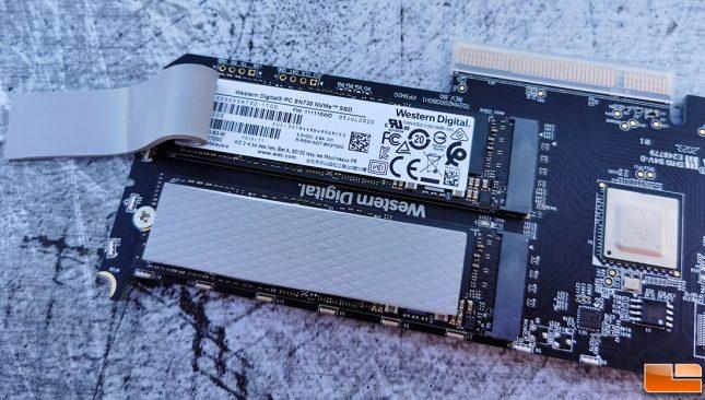 WD Black SN730 NVMe SSDs
