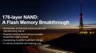 Micron 176-Layer NAND Flash Breakthrough