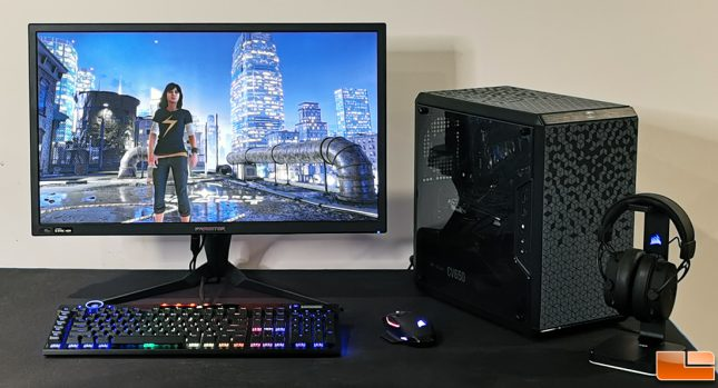 750 Budget Gaming PC Build For December 2020