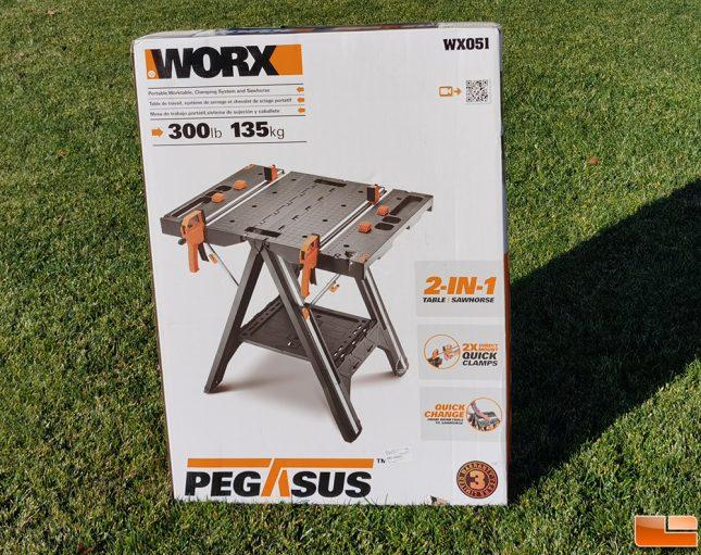 WORX Pegasus WX501 Portable Worktable