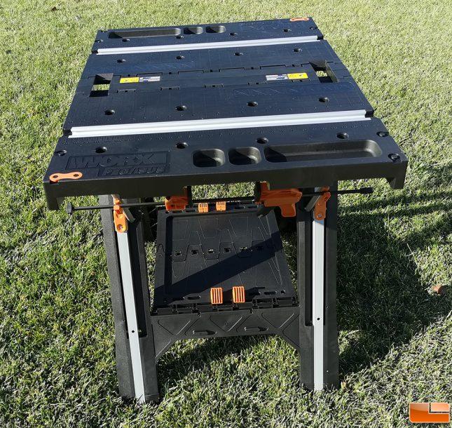 WORX Pegasus WX501 Portable Worktable Foldable Legs