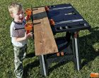 WORX Pegasus WX501 Portable Work Table and Sawhorse