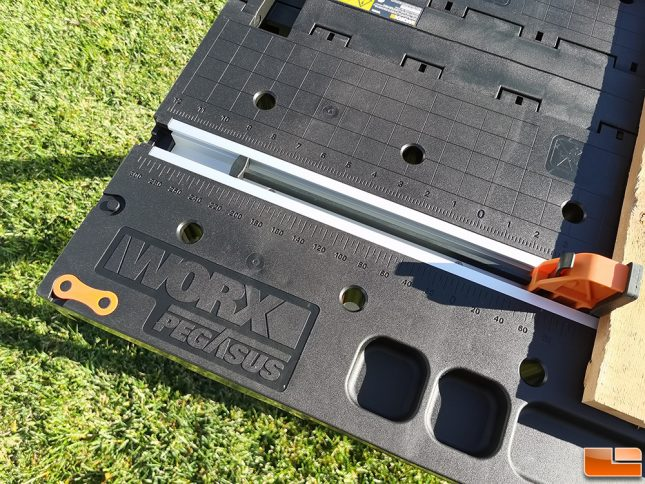 WORX Pegasus WX501 Portable Worktable Tray and Connecting Straps