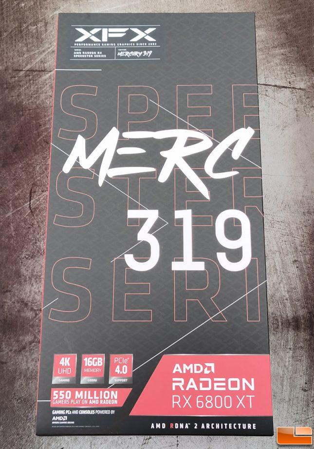 XFX Speedster MERC319 Radeon RX 6800XT