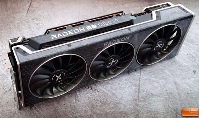 XFX Speedster MERC319 Radeon RX 6800 XT