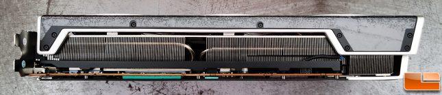 XFX Speedster MERC319 Radeon RX 6800 XT Bottom