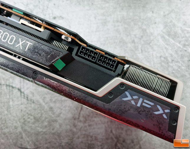 XFX Speedster MERC319 Radeon RX 6800XT Dual BIOS Switch