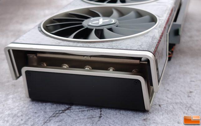 XFX Speedster MERC319 Radeon RX 6800 XT End