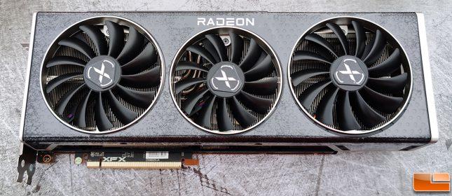 XFX Speedster MERC319 Radeon RX 6800XT Front