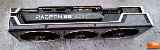 XFX Speedster MERC319 Radeon RX 6800 XT Top