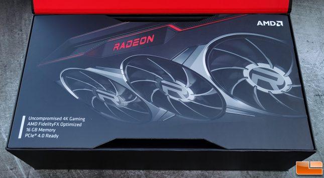AMD Radeon RX 6800 XT Retail Box Feature List