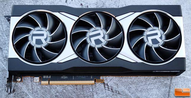 AMD Radeon RX 6800 XT Retail Box Unboxing