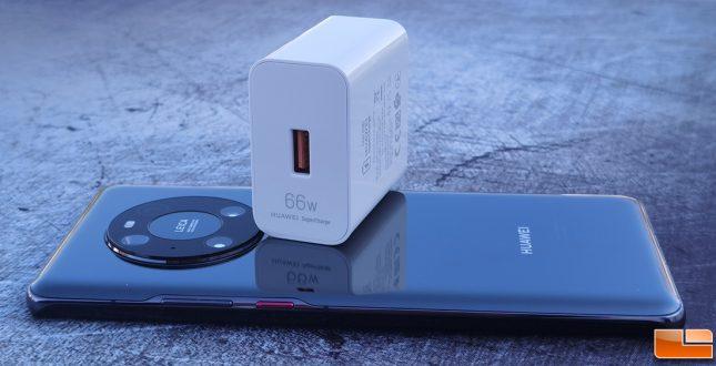 Huawei 66 Watt Super Charger for Matr 40 Pro
