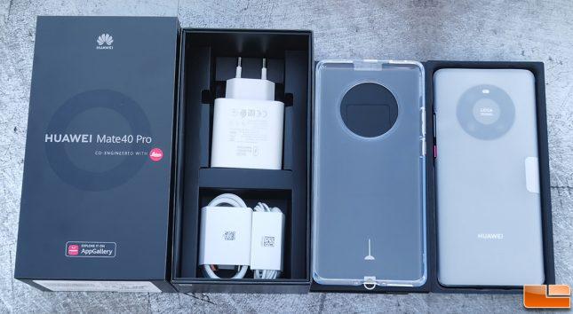 Huawei Mate 40 Pro Accessories