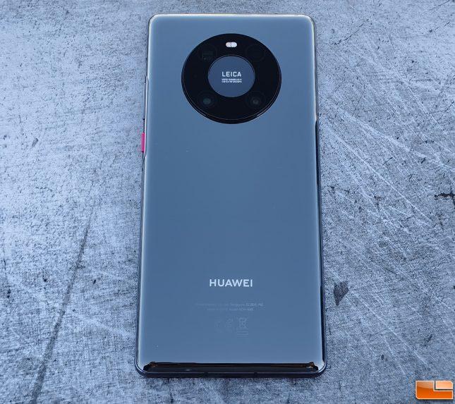 Huawei Mate 40 Pro Smartphone Back