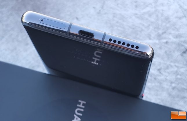 Huawei Mate 40 Pro USB Type-C Connector