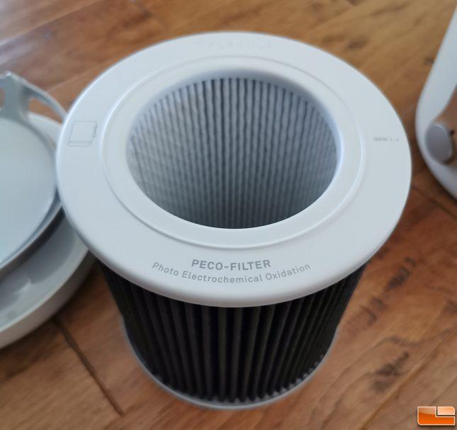 Molekule Air Mini+ Air Cleaner PECO Filter