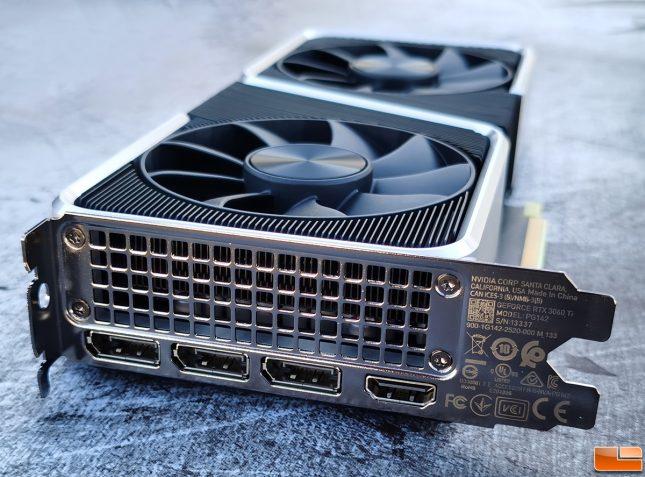 nvidia-geforce-rtx3060ti-NVIDIA GeForce RTX 3060 Ti Founders Edition Display Connectors HDMI DP