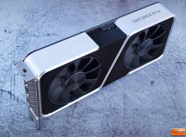 NVIDIA GeForce RTX 3060 Ti Founders Edition Graphics Card