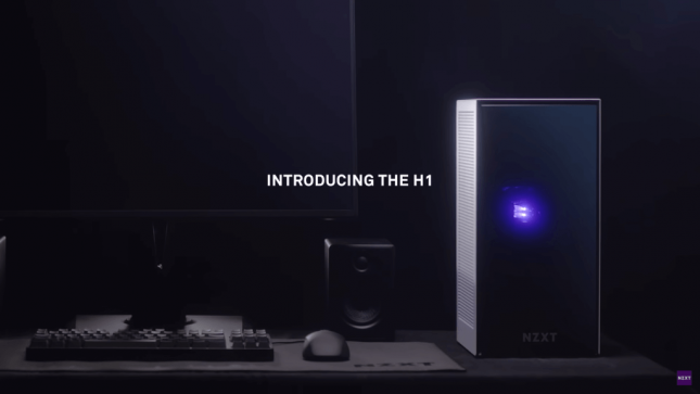NZXT H1 Mini-ITX Case