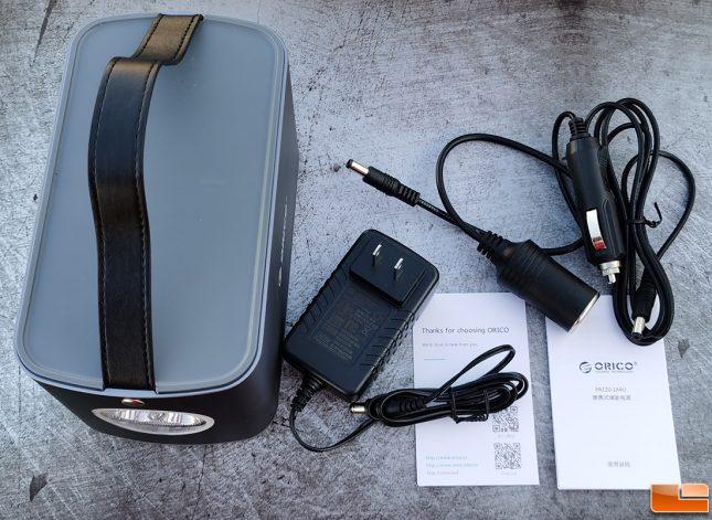 Orico PA120-A1VU Portable Power Station