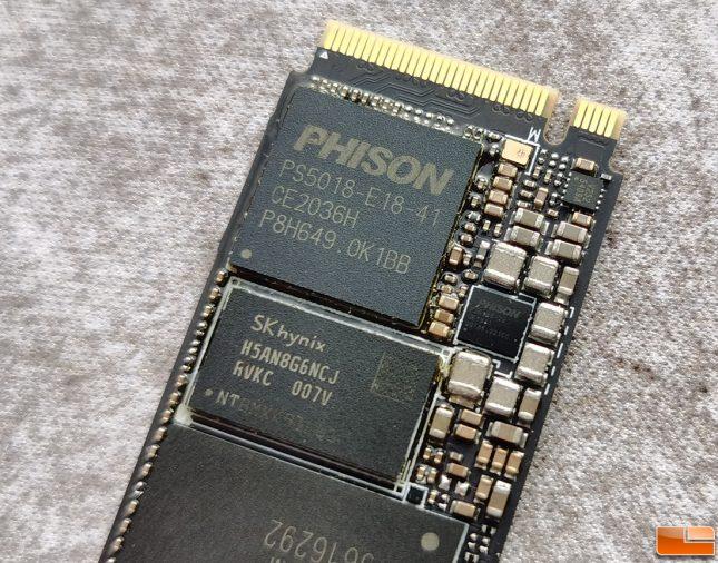 Phison PS5018-E18 Controller