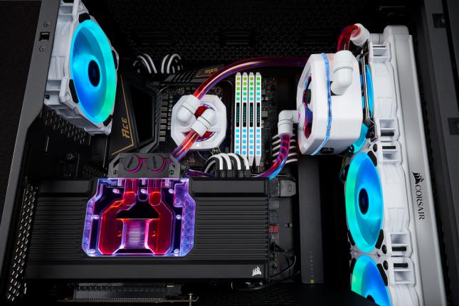 Corsair XG7 RGB GeForce RTX 30 Series Waterblock