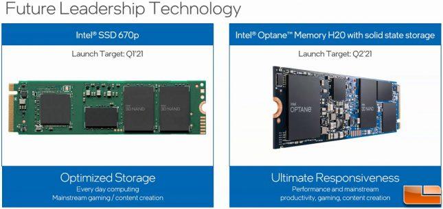Intel Client Slide 6 - Intel SSD 670p