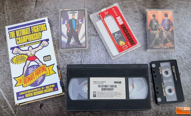 ORICO Cassette Tape Drive Enclosure 2580U3 - Cassette Tape