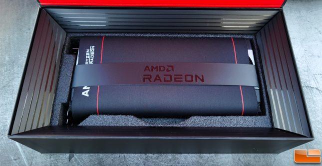 AMD Radeon RX 6900 XT Mouse Pad