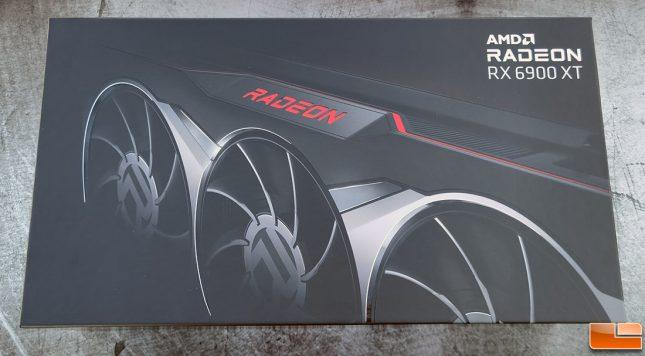 AMD Radeon RX 6900 XT Retail Box