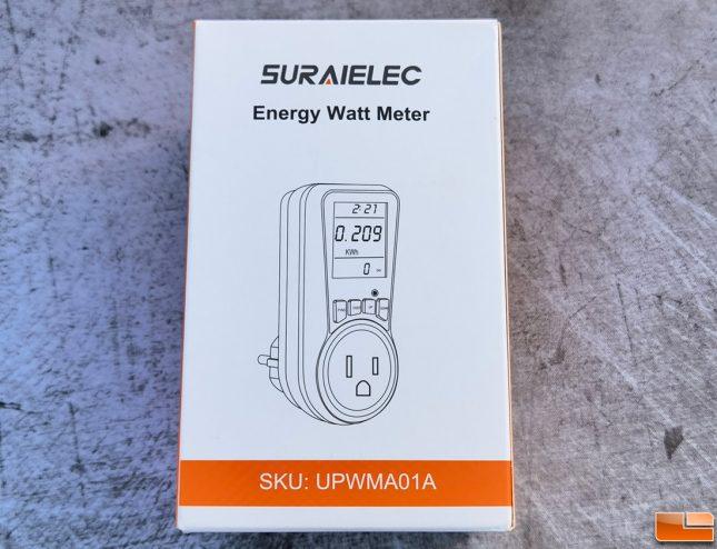 Suraielec Energy Watt Meter upwma01a
